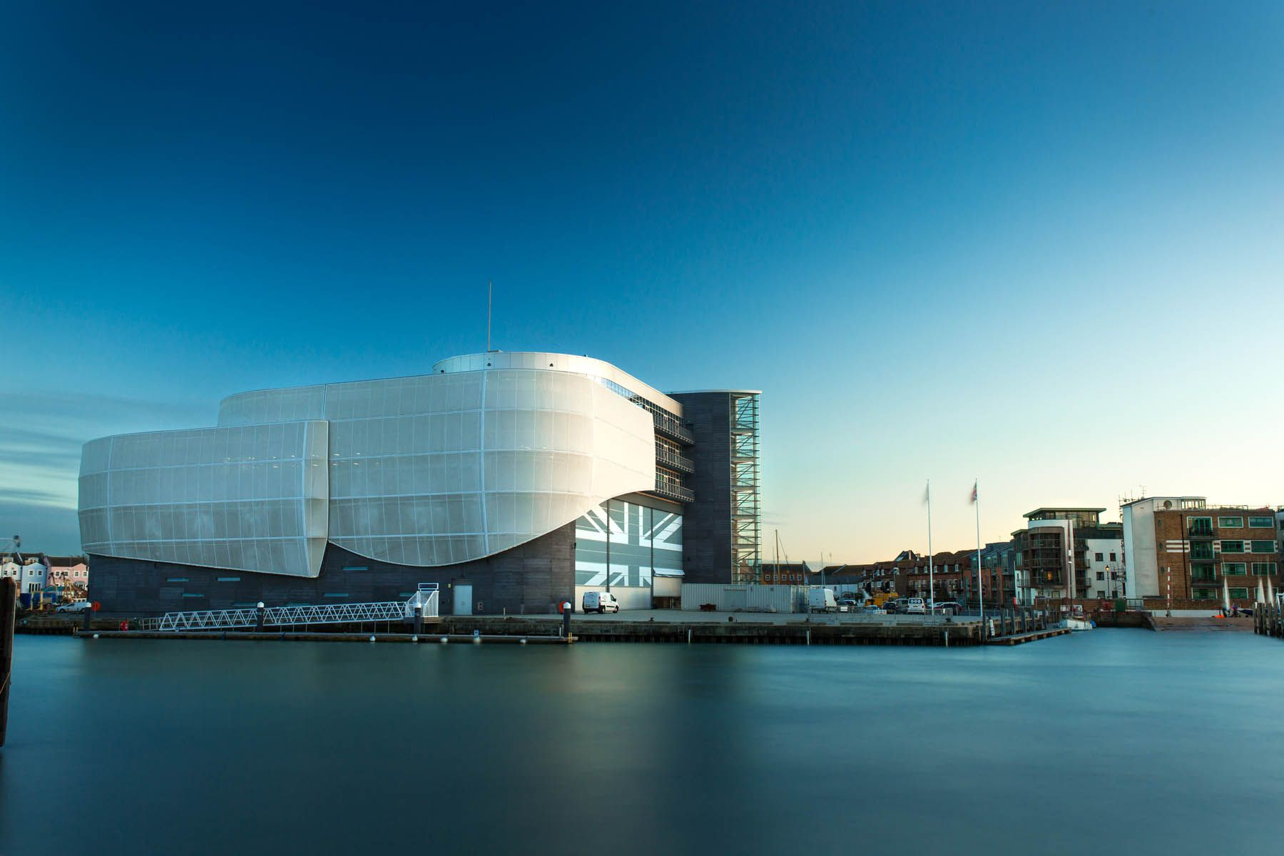 Sir Ben Ainslie Sailing Centre, Portsmouth 5